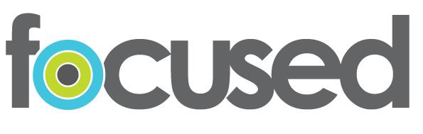 focused umbrella logo